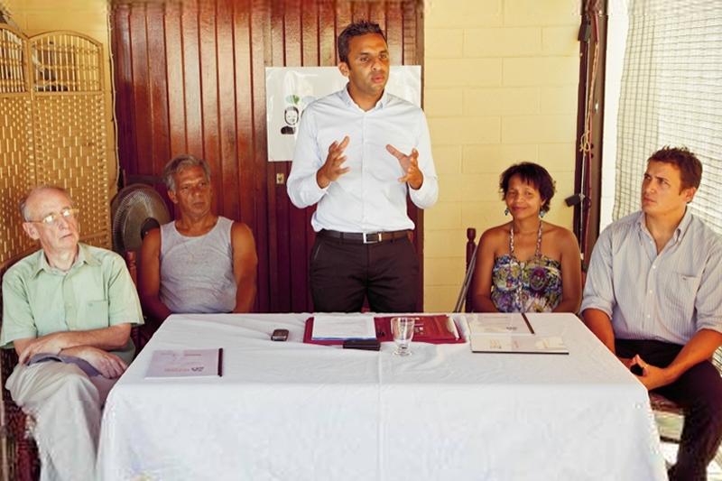 Des « Ateliers Participatifs » pour la commune de l'Etang-Salé !