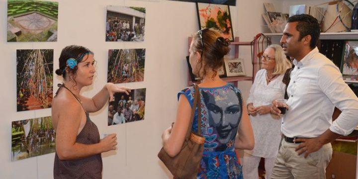Soutien à l'activité artistique à l'Étang-Salé