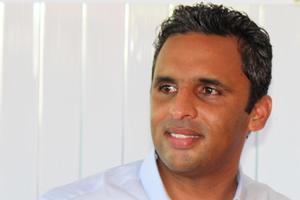 David Sita candidat Etang-Salé