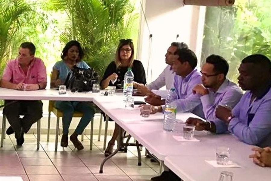 Les sénatoriales en ligne de mire à La Réunion